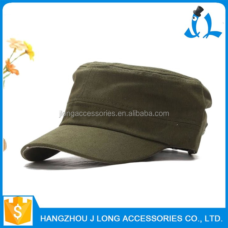 Nice design Fashion Manufacturer CE approved fashion military hats and caps