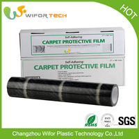 Scratch-Resistant Temperature Enduring Plastic Rolls Of Pe Film In China