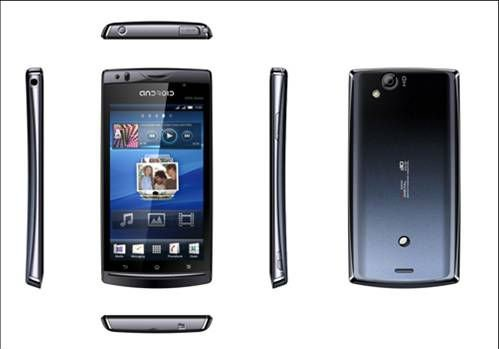 Dual SIM Google Android GPS Slim Phone