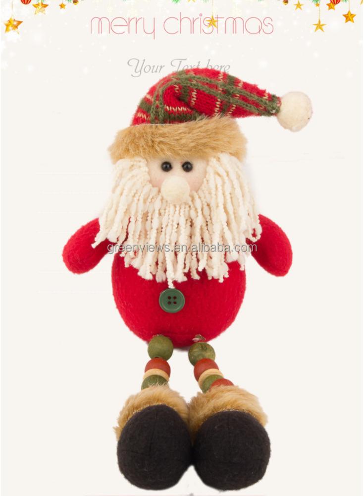 Christmas Toys Product : Christmas gift toy xmas decoration stuffed plush snowman