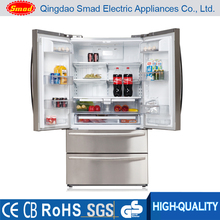 HC767WE french door side by side refrigerator with ice maker