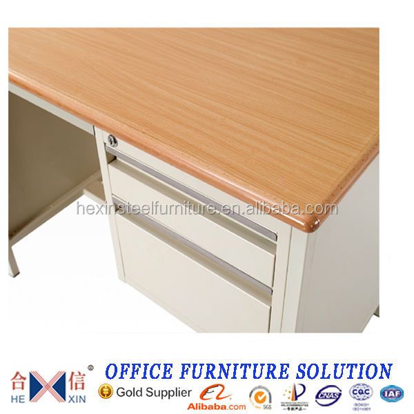 School teacher table Cheap teacher desk with drawers single table with drawer