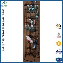 High precision factory price bottle display rack for beer