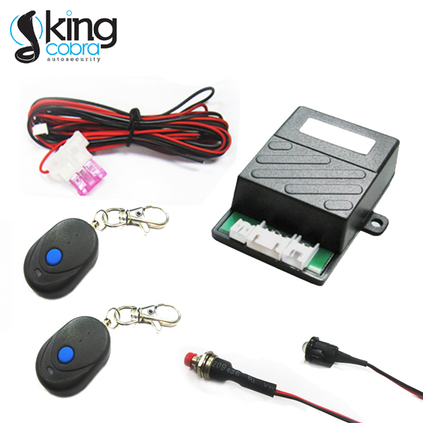 China factory price 12V Anti-hijacking electronic car immobilizer system