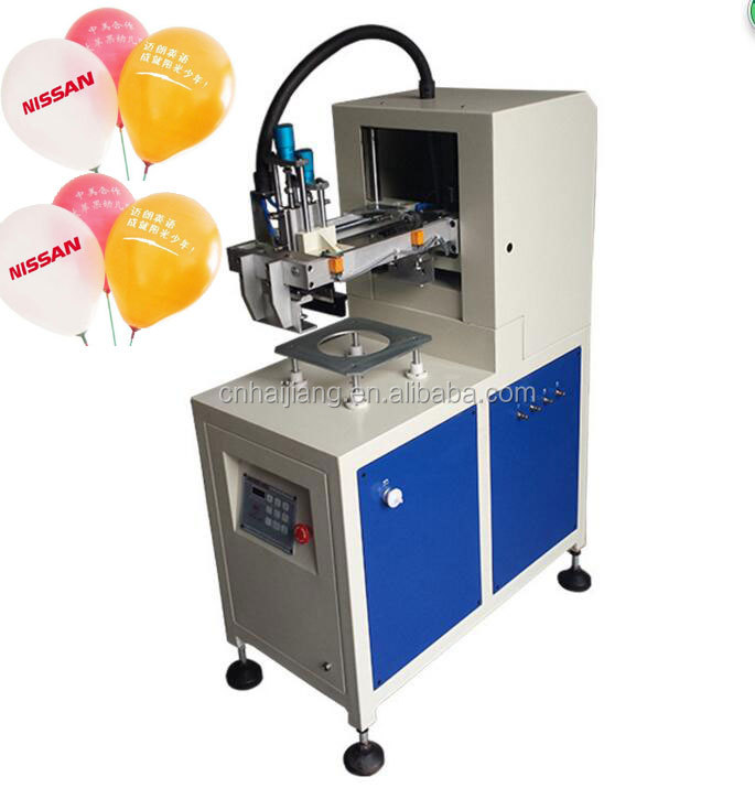 CE standard high quality balloon printing machine for sale
