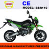 Super pit bike 110cc for cheap sale from Zhejiang