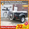 Kindle nice looking camping trailer motorcycle