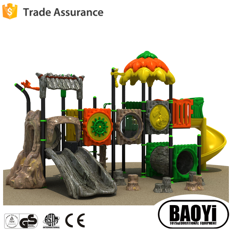 Cheap Outdoor Playgrounds Slide For Kids