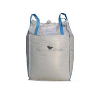 2017 hot sale manufacture 1 ton big Jumbo Bag for lime sand cement