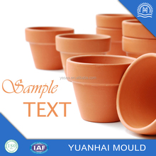 Wholesale Customized Garden Decorating Plastic Plant pots for Nursery
