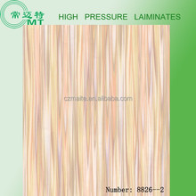 HPL/formica wood laminate/melamine laminate sheets