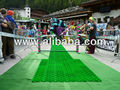 Skitrax - artificial / synthetic snow surface - rider backyard