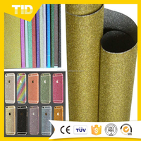 Glitter Laminating Wrap Film/Mobile Lamination Film