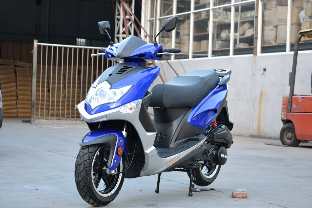 high quality best selling gas motorcycle 150CC EEC scooter FE-1