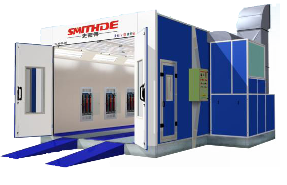 SM-400 Smithde Spray Booth Cabinet/Furniture Paint Booth