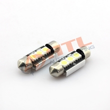 ATL 3SMD 5050 Festoon Car Led Bulbs 36MM 39MM 42MM Canbus t10 led canbus 24v