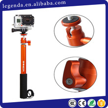 Fully aluminum underwater useful for gopro pole and gopro mount