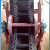 Corrugated Sidewall Cleat Conveyor Belt For