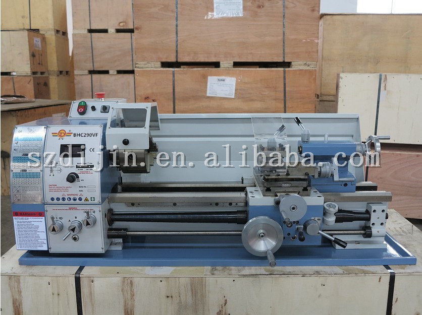 variable speed lathe metal mini lathe parallel lathe