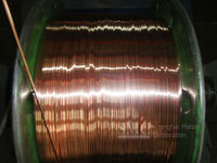 130/155 Class bondable enameled copper wire for winding,magnet copper winding wire and price