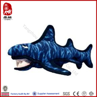living stuffed baby shark toys factory