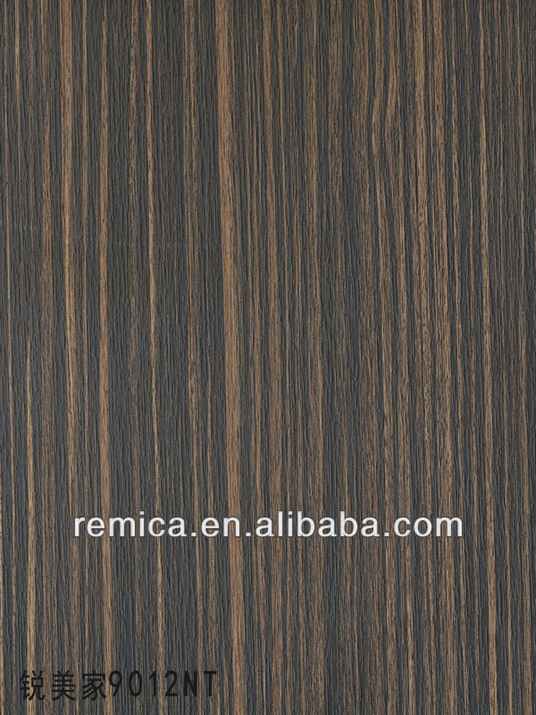 remica 9012NT Safari Zebrano natural authentic hpl
