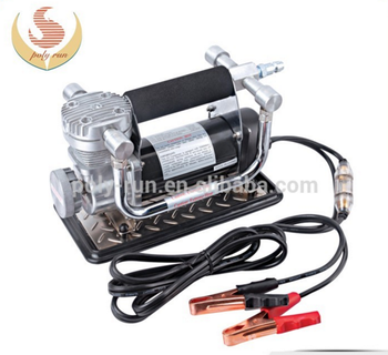 Portable dc 12v car air compressor for tire inflating(PR657)