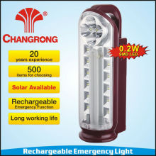 rechargeable battery backup led tube emergency light