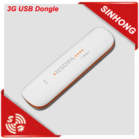 Download 7.2Mbps HSDPA 3G Programmable USB Dongle With SIM Slot