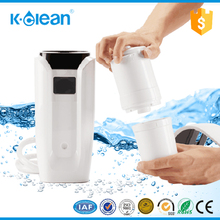 Alkaline water purifier with Life indicator