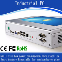 Low consumption touch screen for factory use x86 tablet pc