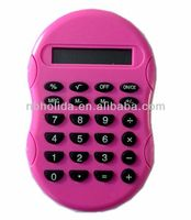 Mini pocket size calculator, palm calculator for promotional gift/ HLD-871