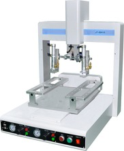 JATEN JT-D5410 Five-Axis High Effiency Full Auto Glue Dispensing Machine, auto glue dispensing robot manufacture