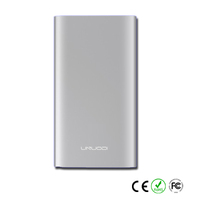 Universal customization power bank FOR asus and cager 6000mah xiaomi power bank