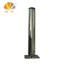 Round chrome metal table legs extensions adjustable feet from china