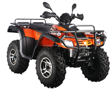 550CC 4X4 Quad Bike with CVT