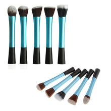 Bonvatt 2017 Hot Professional Goat Hair Makeup Brush Set Tools Cosmetic Make Up Brush Set