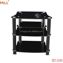 The latest modern free standing lcd tv stand