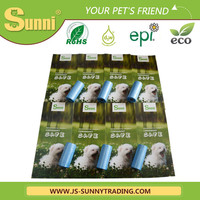 New high density rubbish bag dogs and puppies for sale