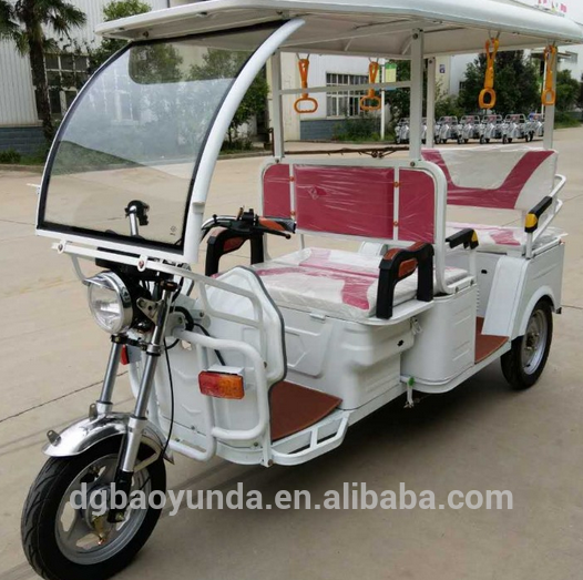 cucz bajaj tour sightseeing bus rickshaw 3 wheel vehicle electric tricycle