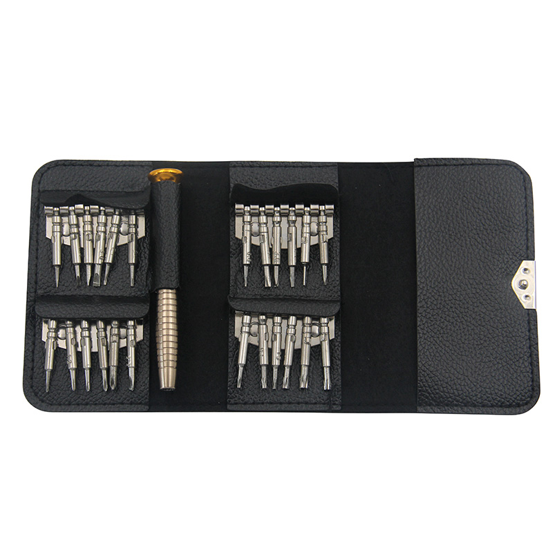 25 in 1 Precision Screwdriver Set,DIY Mini Repair Tool <strong>Kit</strong> for PC, Glasses, Mobile Phone, Laptop, Watch,