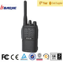 professional fm transceiver walkie talkie BJ-V300 with radio transceiver headset walking talking