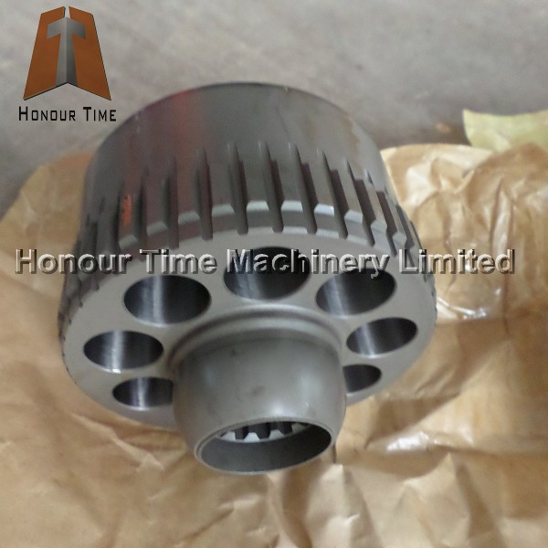 E320 E320C Cylinder block Barrel for swing motor parts