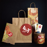 High quality customized promotional compact reusable shopping bag