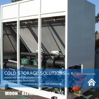 MOON CE cold room water cooler refrigeration evaporator system manufacturer