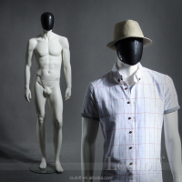 mask mannequin model of full body cool style