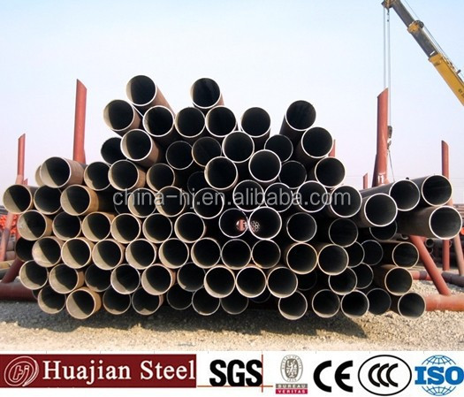 Boiler Pipe Application and painting protection Surface Treatment seamless carbon steel pipe ASTM A106 Gr.B