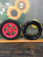 wheels for baby stroller manufacturer producing high end 3 in 1 buggy with new design pushchair w/ big wheels swivel wheels