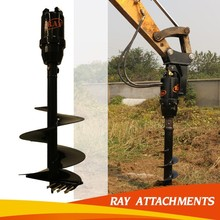 hydraulic garden tools, earth auger drill
