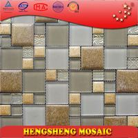 TC50 Ceramic tile mosaic building finishing materials made in Foshan